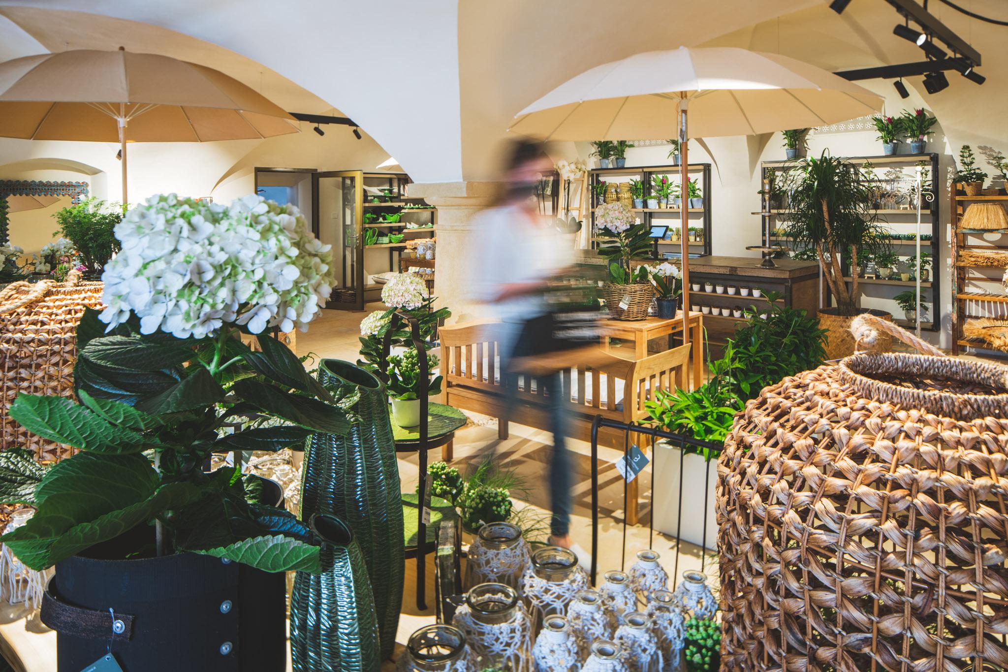 Baumgartner Store- Shoppingerlebnis